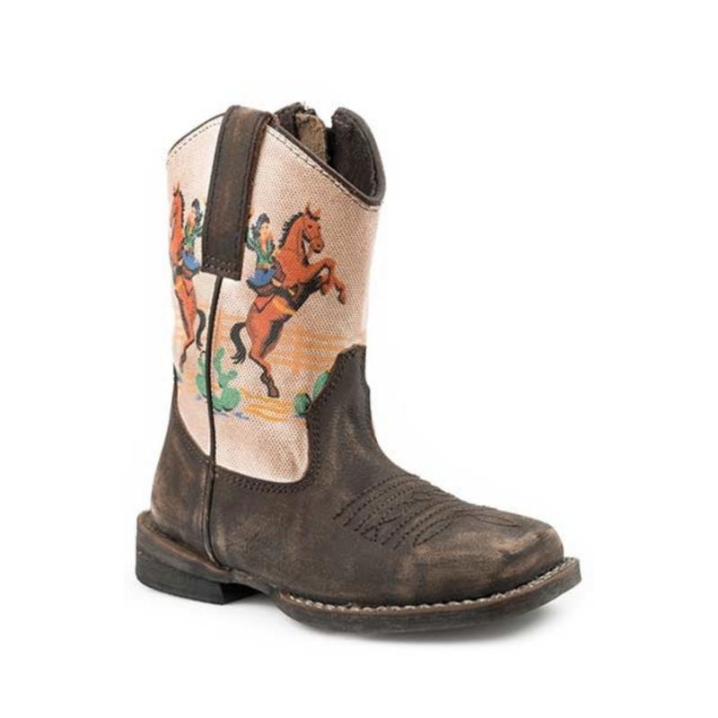 Roper   Vintage Rodeo Toddler Boot