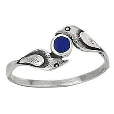 Lapis Bird Ring | Size 6, 7, 8