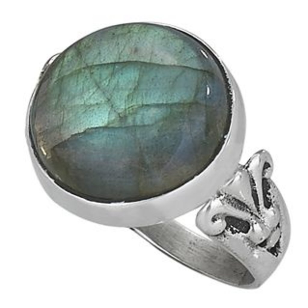 Moonstone Ring | Size 6, 7, 8, 9
