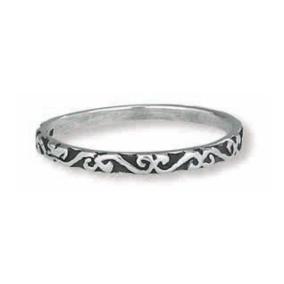 Sterling Silver Band | Size 6, 7, 8