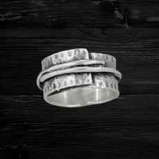 Sterling Ring | Size 7, 9