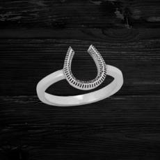 Horseshoe Ring | Size: 6, 7, 8