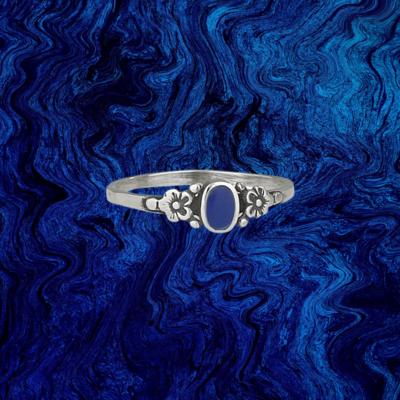 Lapis Ring   Size 6, 7, 8