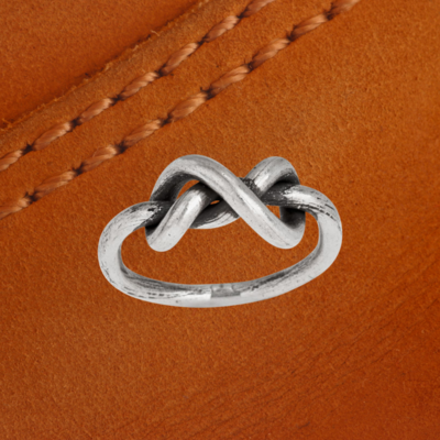 Large Knot Ring   7, 8, 9