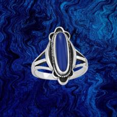Lapis Ring | Size 7, 8, 9