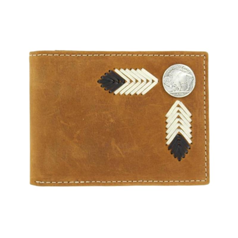 Nocona | Buffalo Nickel Passcase Wallet