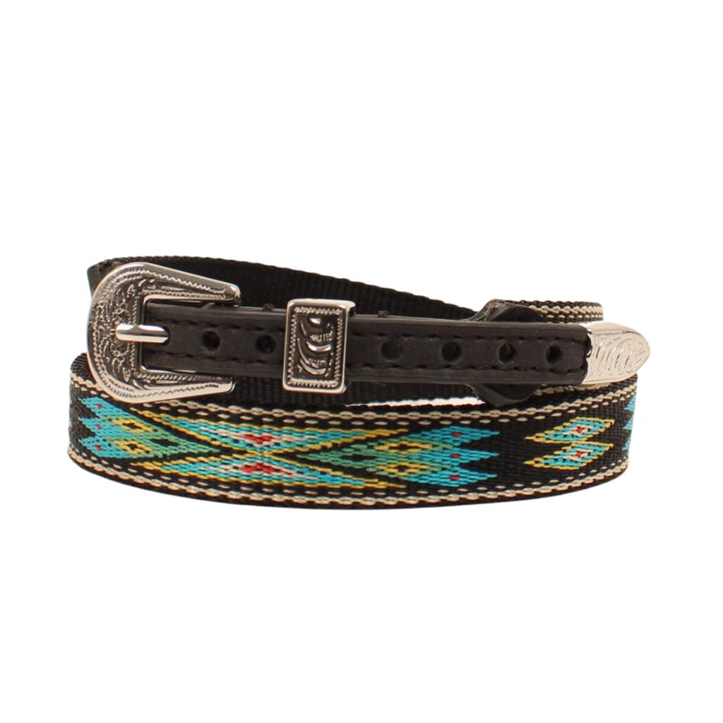 M&F Western   Ribbon Hatband