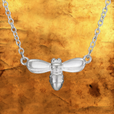 P3505 Bumble Bee Necklace