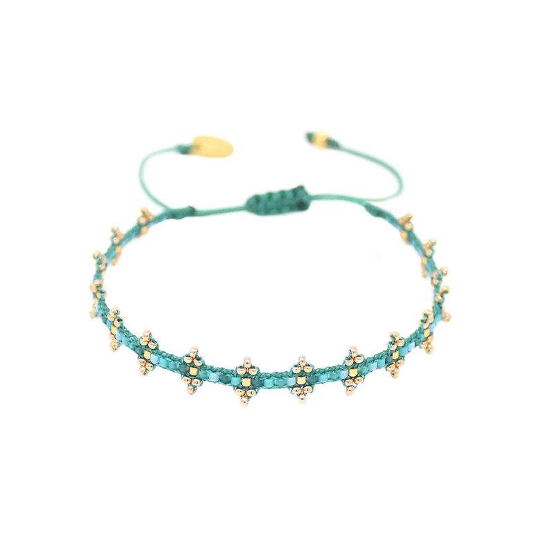 Mishky   Handmade Beaded Bracelet