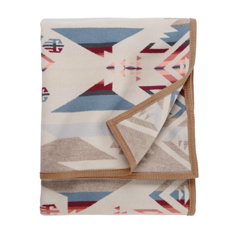 Pendleton Pendleton | Jacquard Twin Robe in White Sands Tan