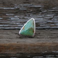 Cerritos Turquoise Ring Size 9 1/4