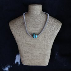 3 Angels | Kingman Turquoise Necklace