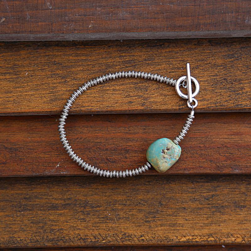 Sterling | Turquoise Bracelet