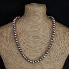 5mm Navajo Pearl Necklace