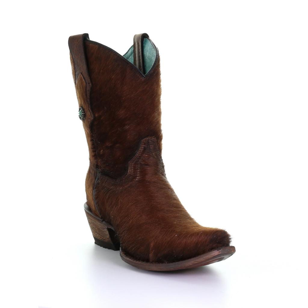 Corral | Cowhide Boot | Brown