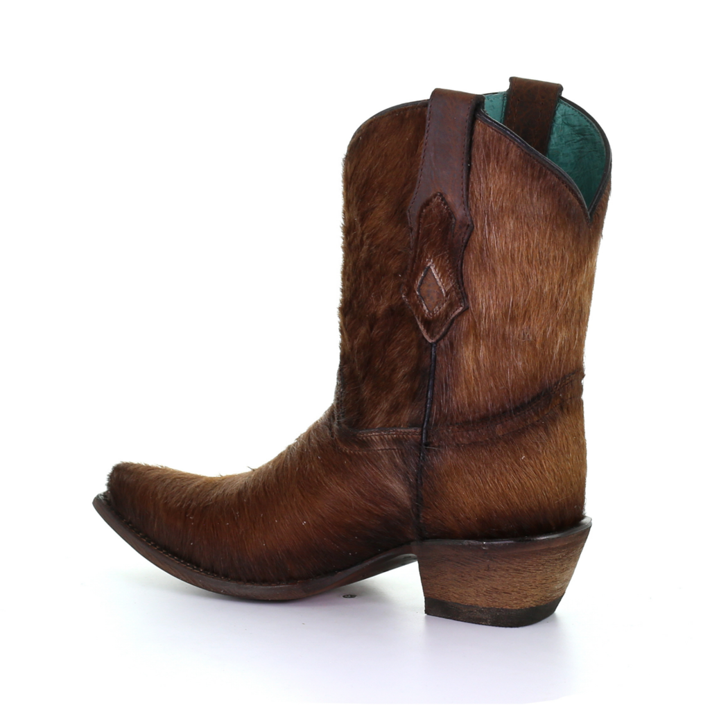 Corral | Cowhide Brown Boot