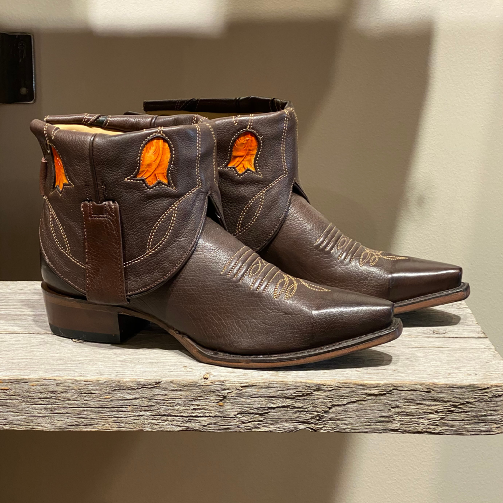 Canty Boot | Tulip Boot | Size 8.5