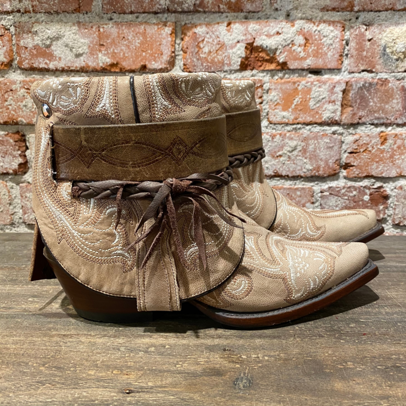 Canty Boots | The Macarena | Size 6.5