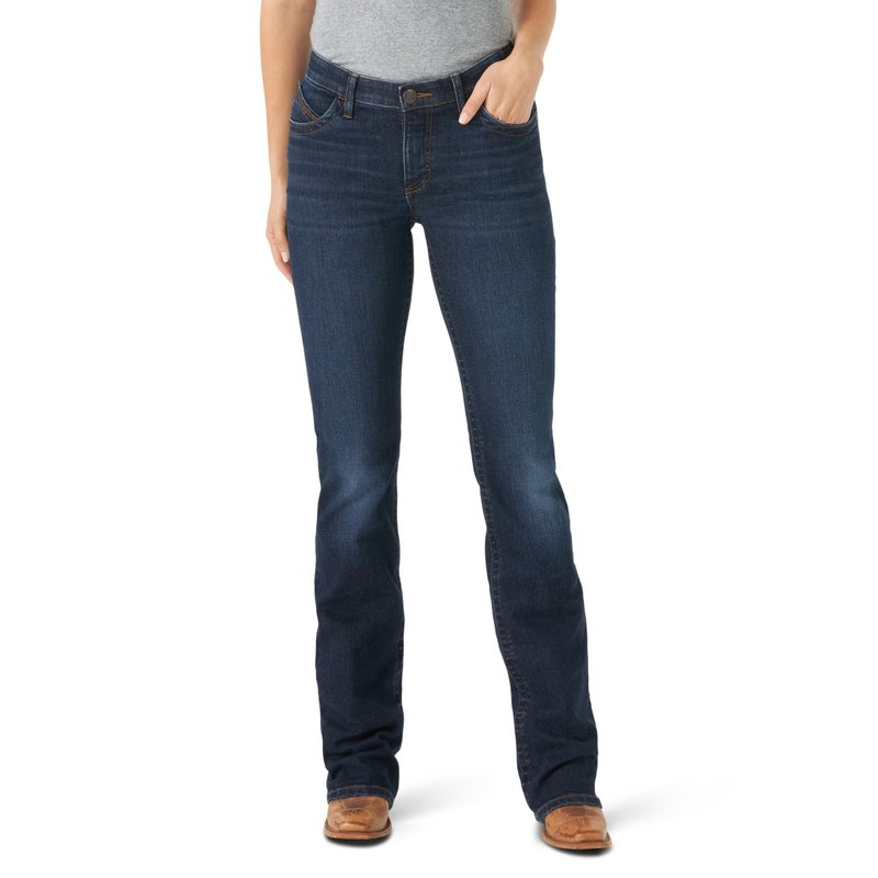 Wrangler | The Ultimate Riding Jean Boot Cut | Willow