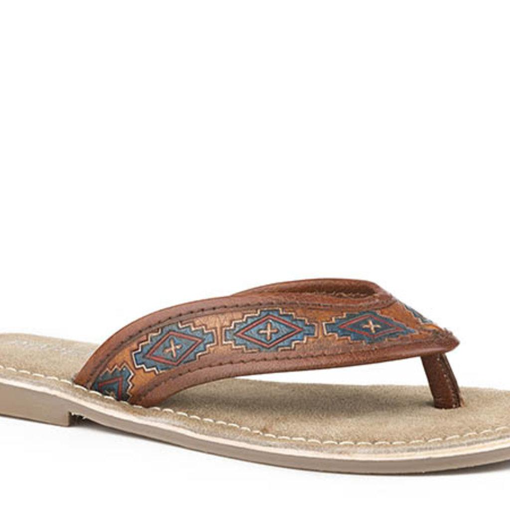 Roper | Penelope Aztec Sandal