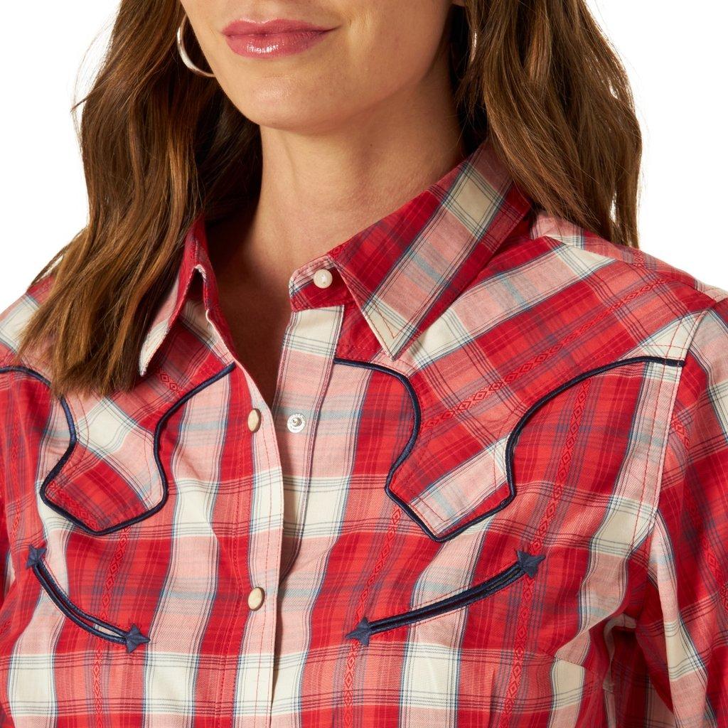 Wrangler   Retro Americana Shirt