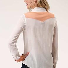 Roper   Viscose Georgette Shirt