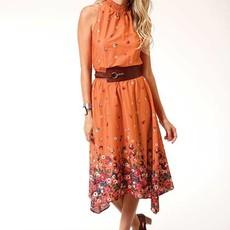 Roper | Floral Dress