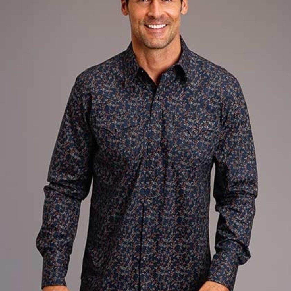 Stetson   Amber Vines L/S Snap Shirt