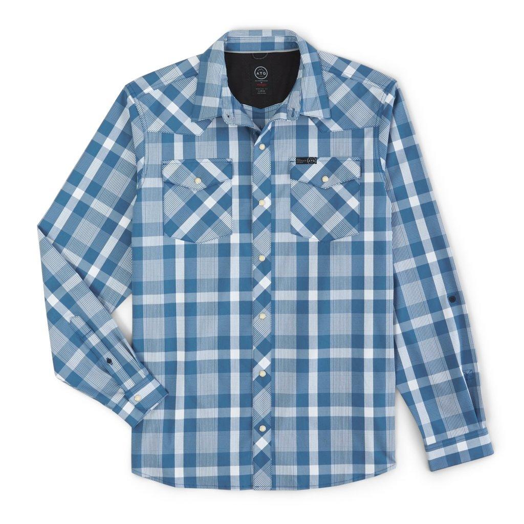 Wrangler | Plaid Utility Shirt