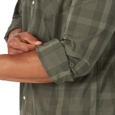 Wrangler | Western Plaid Utility  Shirt