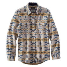 Pendleton Pendleton | La Pine Overshirt in Canyon Creek Tan