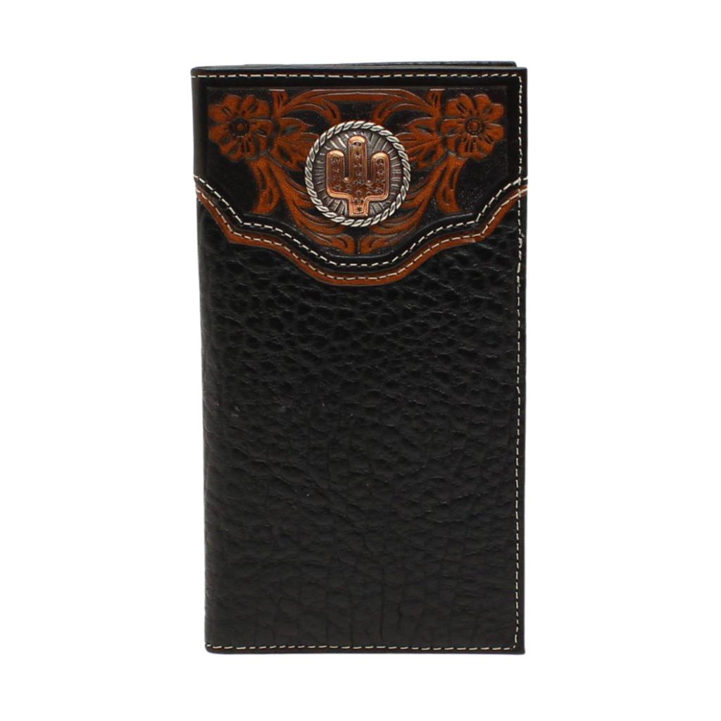 Nocona   Floral Western Wallet