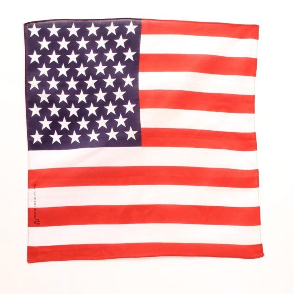 M&F Western | American Flag Bandana