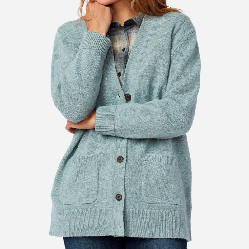 Pendleton Pendleton | Boyfriend Wool Cardigan Sweater