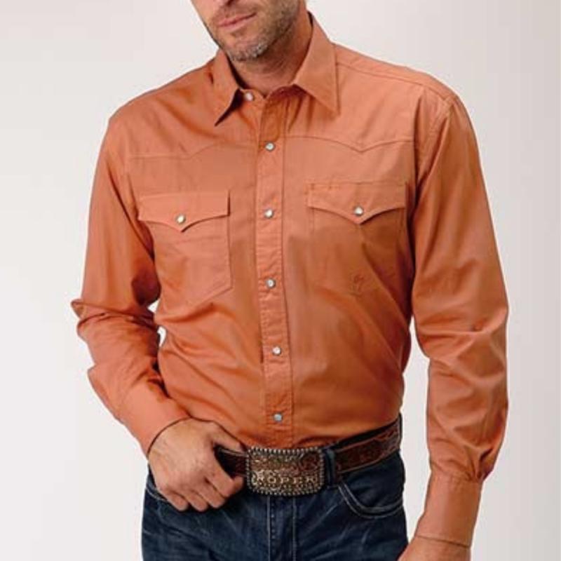 Roper | Long Sleeve Snap Shirt
