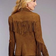 Stetson | Leather Fringe Jacket