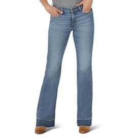 Wrangler   Retro  Trouser Jean, High Rise