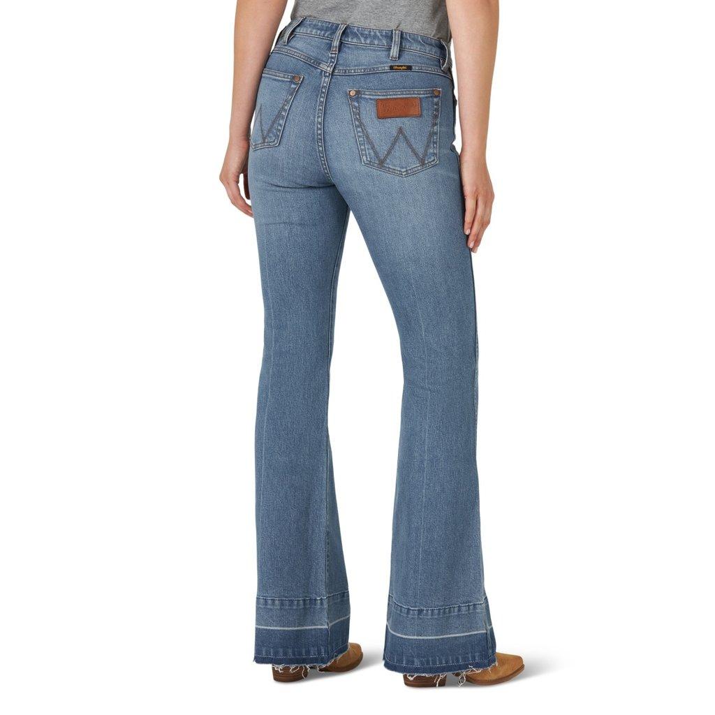 Wrangler | Retro  Trouser Jean, High Rise