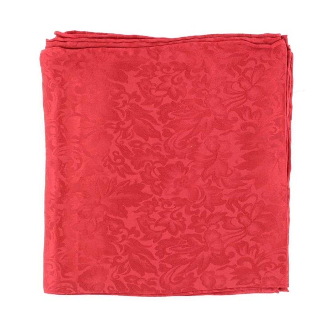 M&F Western   Jacquard Silk Scarf