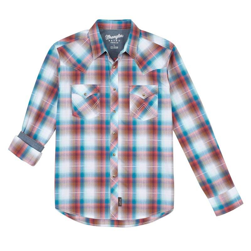Wrangler | Premium Snap Shirt
