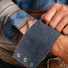 Stetson   Aztec Serape L/S Shirt