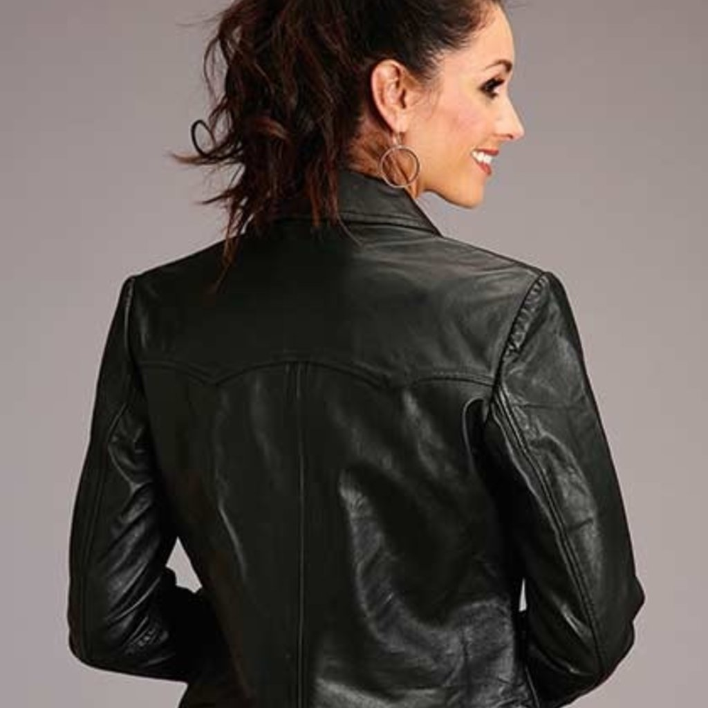 Stetson | Smooth Lamb Leather Jacket