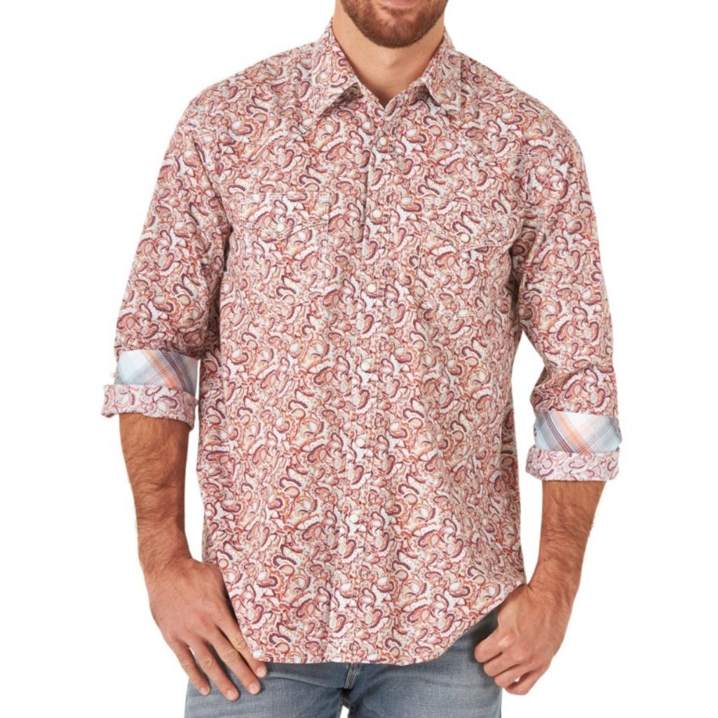 Wrangler | Advanced Comfort L/S Shirt