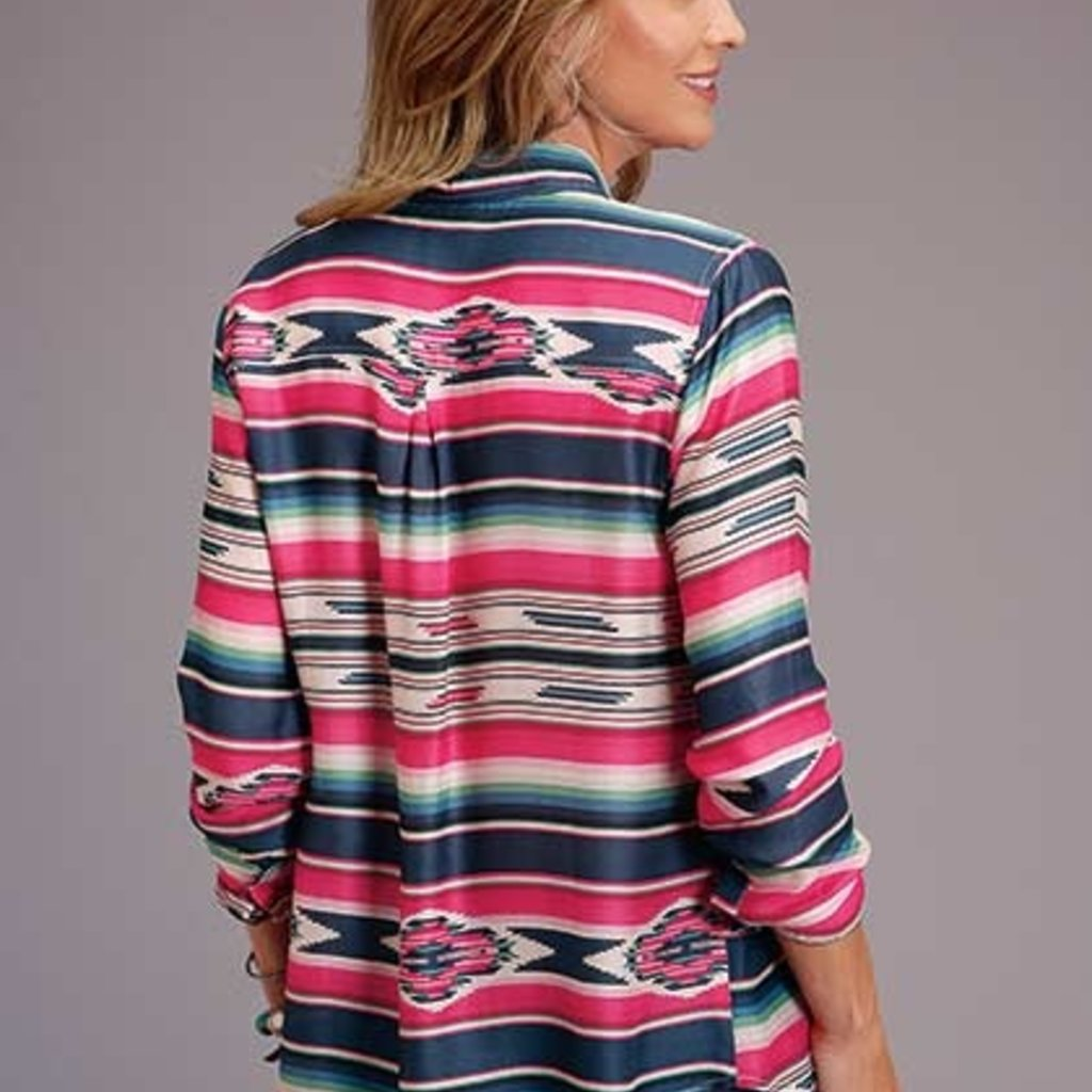 Stetson | Serape Print Shirt
