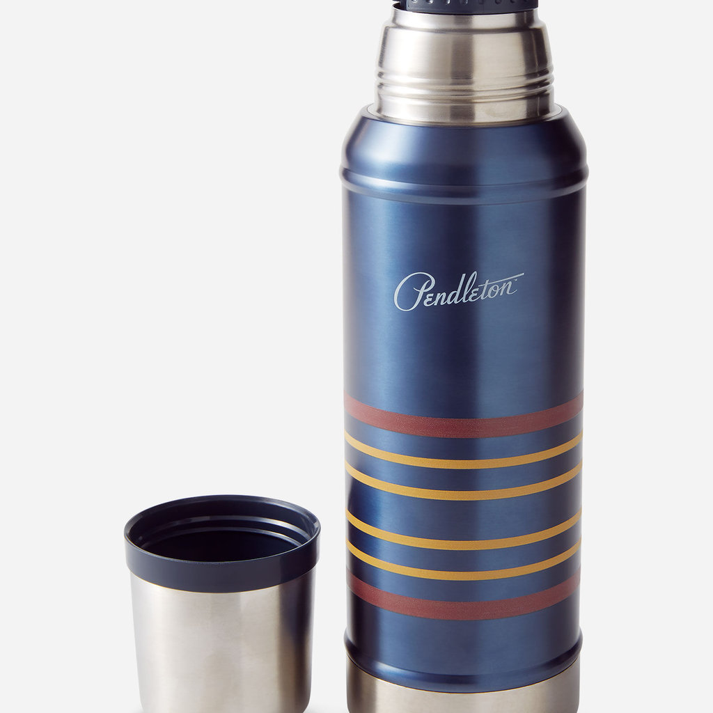 Pendleton Pendleton | Stainless Steel Bottle Thermos in Nightfall
