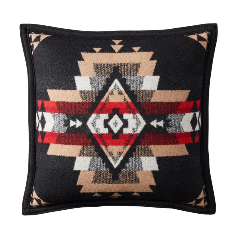 Pendleton Wool Pillow   16x16   Rock Point