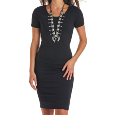 Rock & Roll | Fitted Bodycon Dress