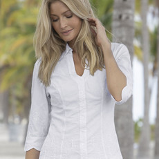 Gretty Zueger Gretty Zueger   Catherine Blouse