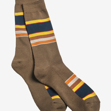 Pendleton Pendleton | National Park Stripe Crew Sock in Badlands