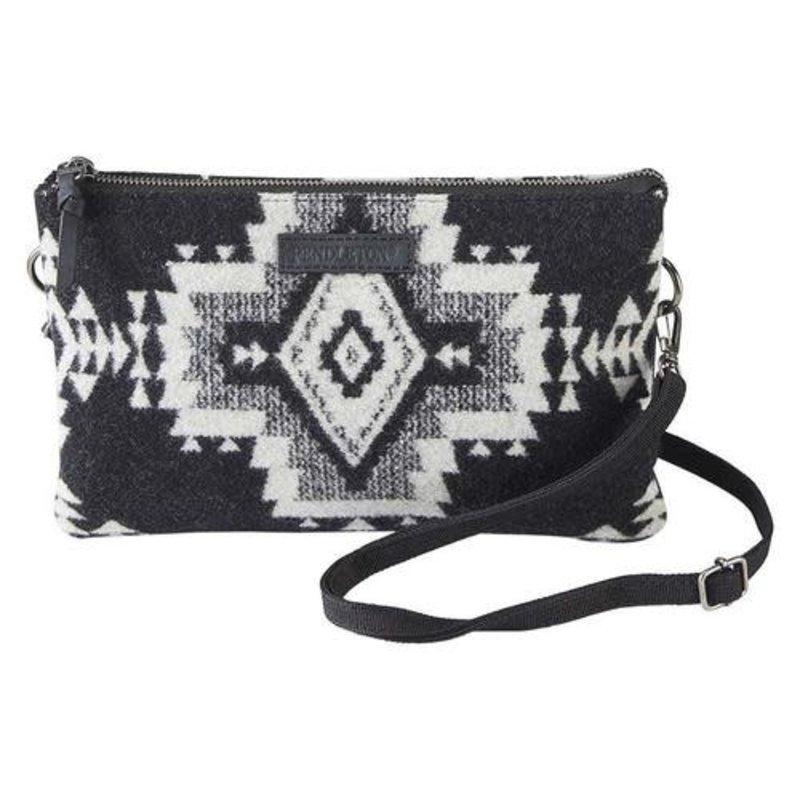 Pendleton Large 3 Pocket Keeper Bag | Rock Point Black